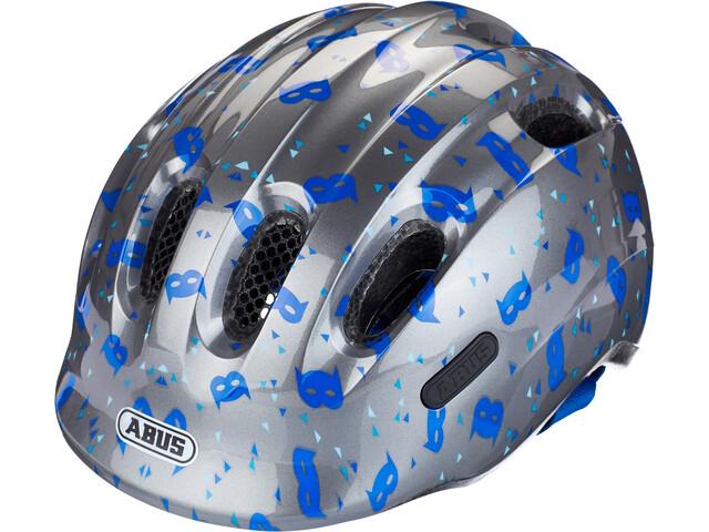ABUS Smiley 2.1 Helmet Barn blue mask